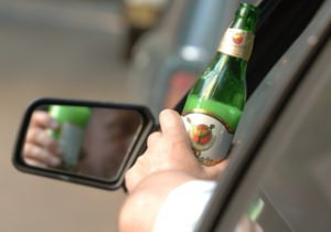 Принят закон против пьяных водителей