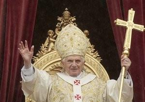 Папа Римский заявил о симпатии к белорусам