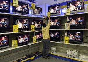 80% населения готовы к приходу цифрового ТВ