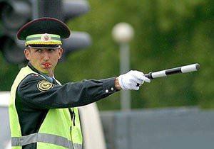 ГАИ Белоруссии накажет торговцев
