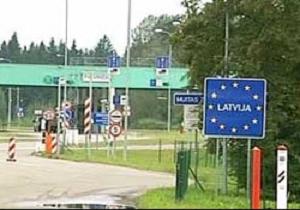 Латвия не будет строить забор на границе с Беларусью