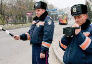ГАИ Минска начала охоту за нарушителями
