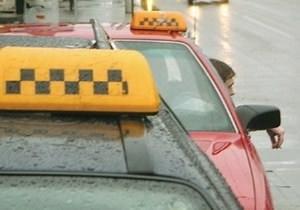 Министр транспорта не доволен такси