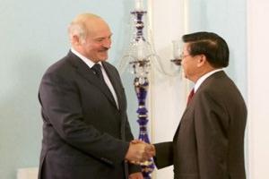 Беларусь и Лаос: сотрудничество в науке