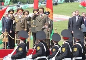 Народ Белоруссии отметил День Независимости