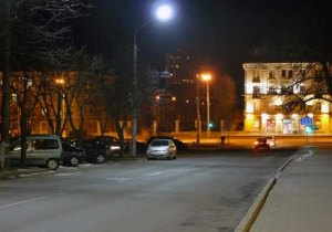 В Минске будет светодиодное освещение
