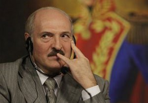 Лукашенко избавляется от вооружения