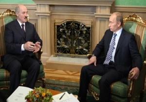 Лукашенко и Путин встретятся 26 сентября