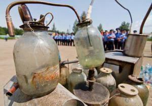 В Белоруссии самогонщиков ищут с помощью беспилотника