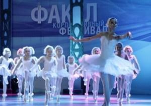 В Витебске прошел фестиваль хореографии