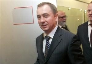 """Макей назвал три ошибки """"Восточного партнерства"""""""