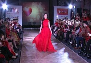"""В Минске прошел показ """"Red Dress МТС"""""""