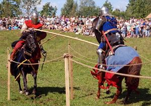 В Лиде пройдет рыцарский фестиваль