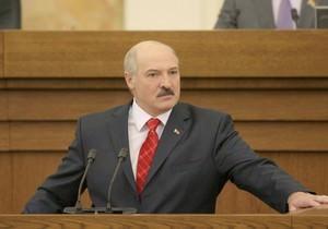 Лукашенко рассказал о возведении жилья