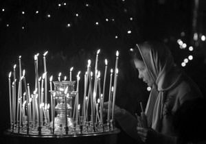 Коллективная молитва через Skype