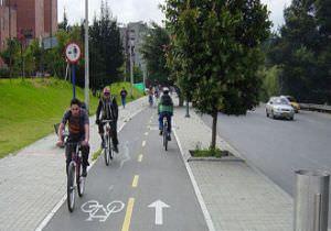 Новый велосипедный маршрут