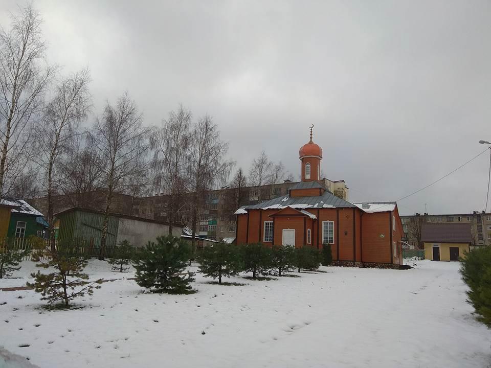 Церковь в Новогрудке.